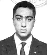 Claudio en 1968