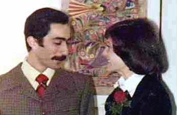 Claudio y Bibiana
