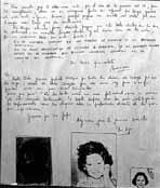 otra carta de Mariana