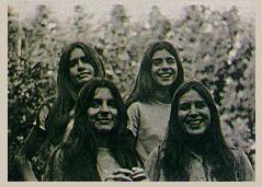 Las hermanas Oesterheld