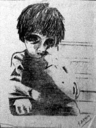 Dibujo de un nene