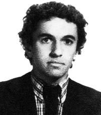 Secuestrado el 18 de abril de 1978. Tenía 18 años. Sigue desaparecido